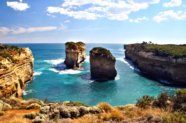 Great Ocean Road, Victoria, Australia – Foto goodfreephotos.com