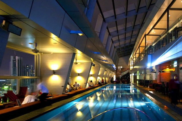 Traders Hotel, Kuala Lampur – Credits: Wojtek Gurak