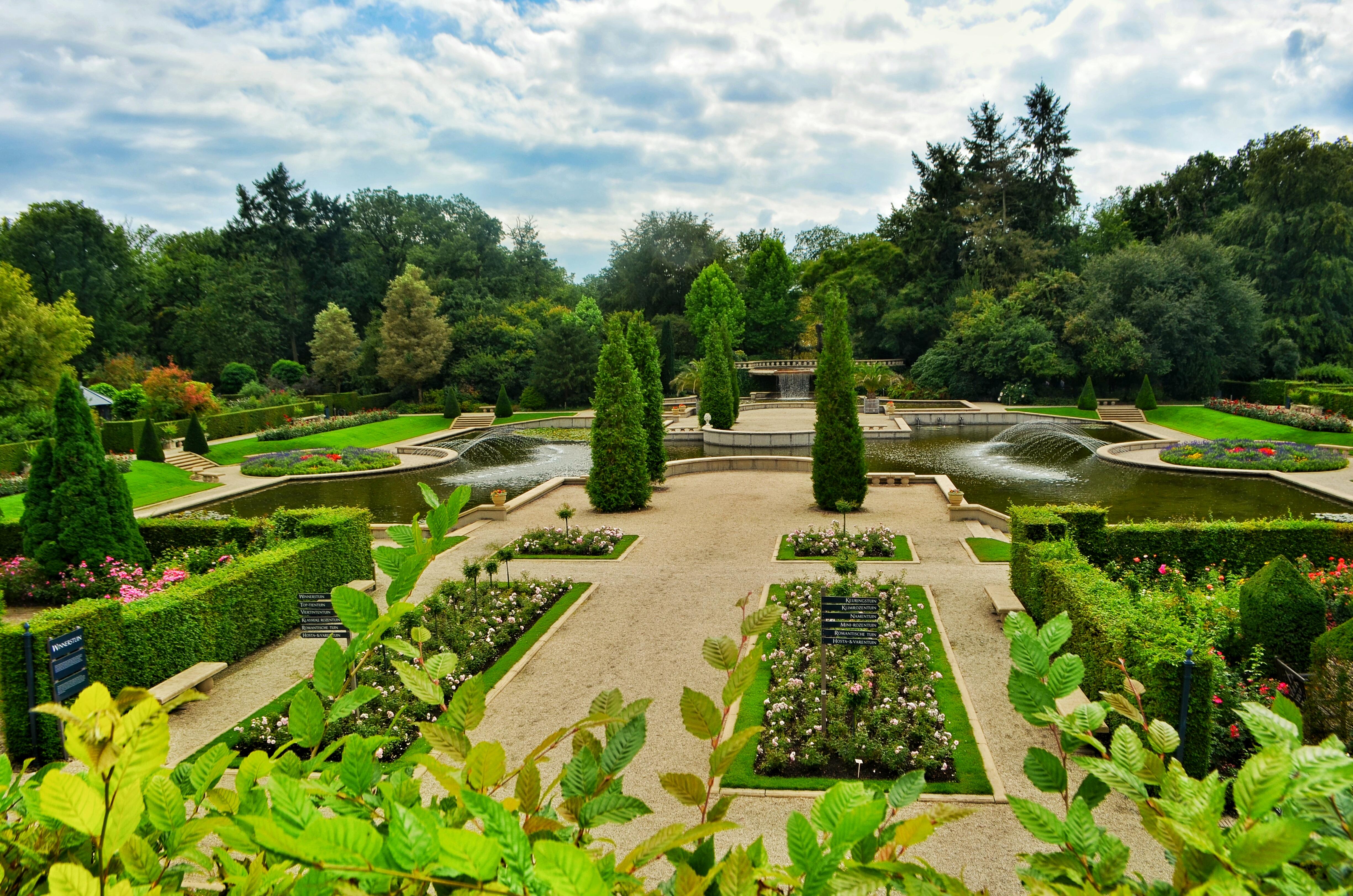 Innovativo Giardini Boboli Raccolta Di Giardino Design