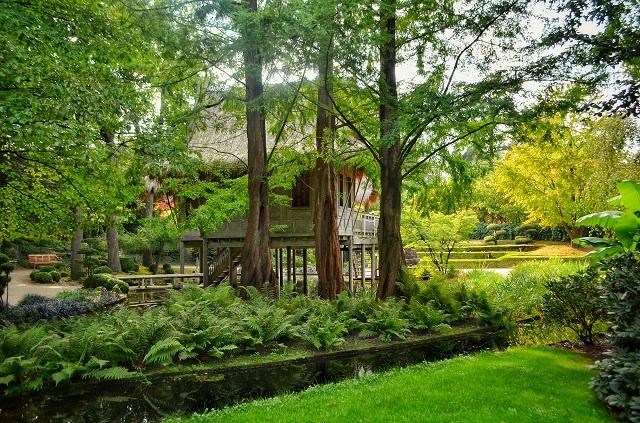 Il giardino orientale
