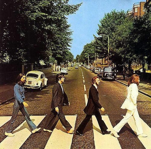 Abbey road. Foto da Flickr
