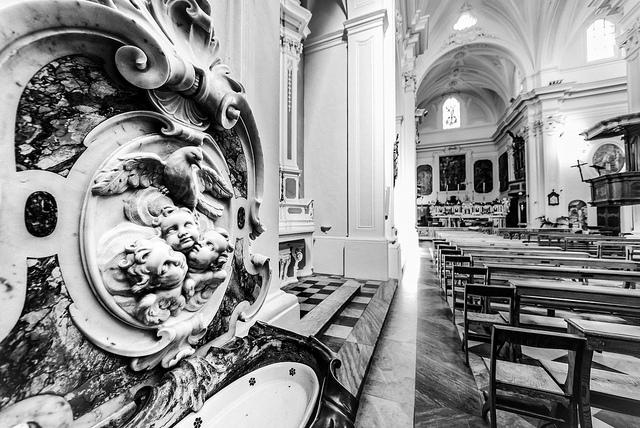 Chiesa Madre di Sant'Andrea Apostolo. Foto da Flickr
