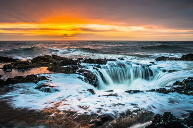 Thor's Well – Credits: Aaron Hockley