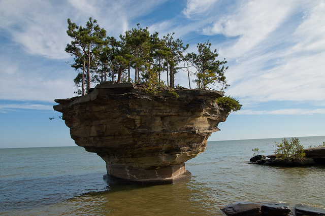 Turnip Rock – Credits: Derek A Young