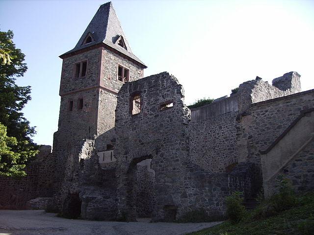 Castello di Frankenstein – Foto Wikimedia Commons