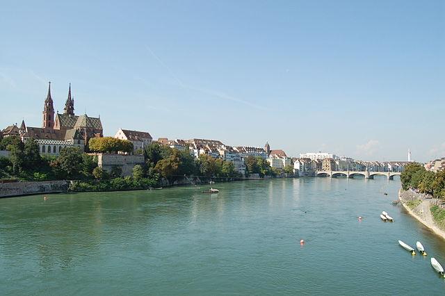 Reno a Basilea – Foto Wikimedia Commons