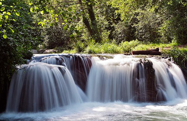 Cascate del Fiume Treja. Foto di David Marzocca