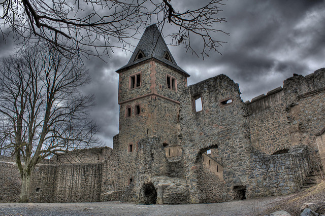Il castello di Frankenstein esiste davvero: si trova in Germania