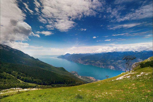 Lago di Garda – Monte Baldo. Foto da Flickr