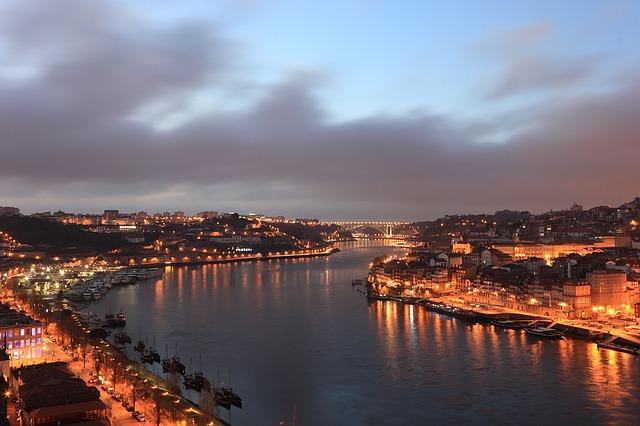 Veduta del Douro a Porto – Foto Pixabay