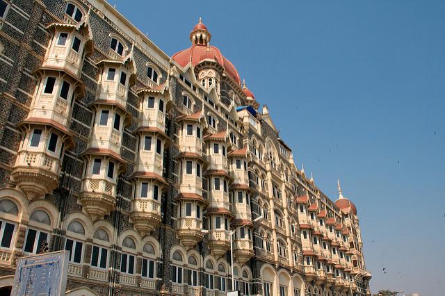 Taj–Mahal Hotel – Foto di Christian Haugen