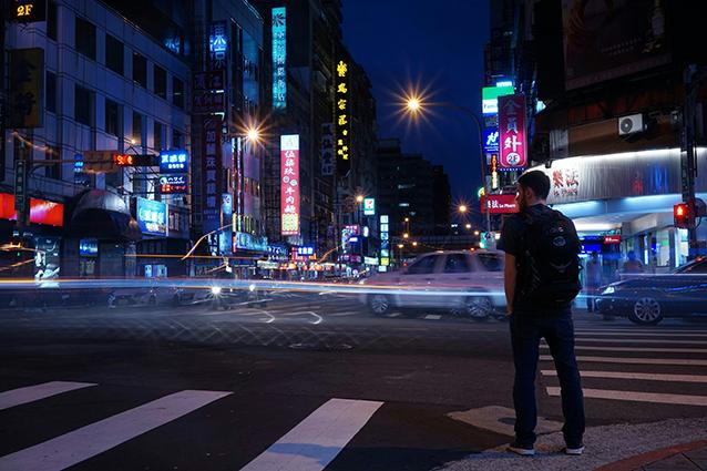 La notte frenetica di Taipei (@Roberto Cassa/Fanpage.it)