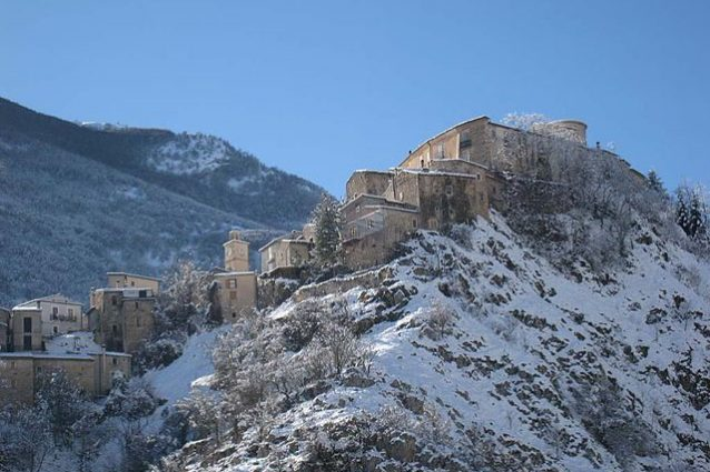 Villalago (L'Aquila) – Foto Wikipedia
