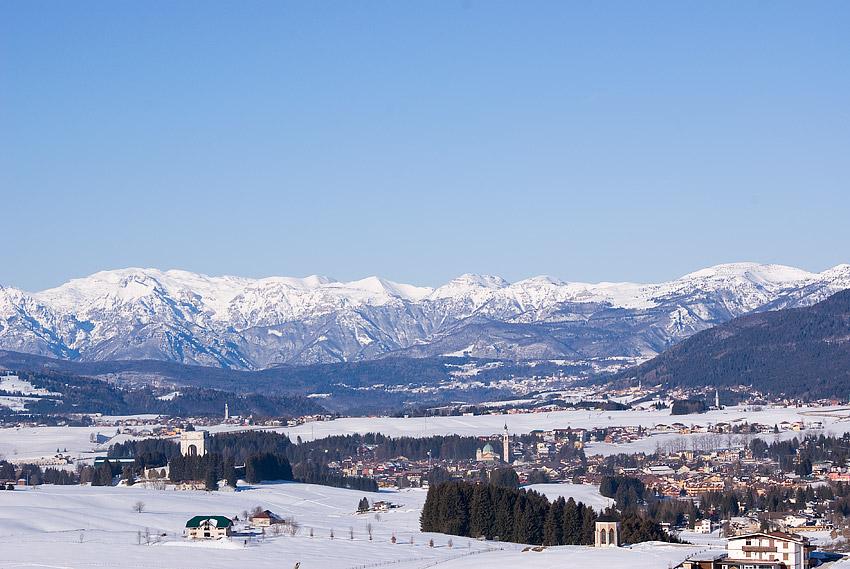 Panorama di Asiago. Foto da Wikipedia