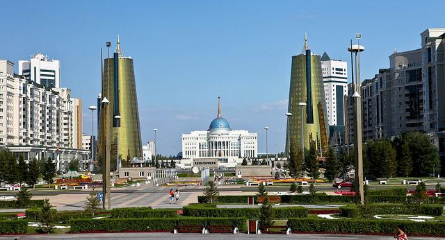 Astana. Foto di Ninara