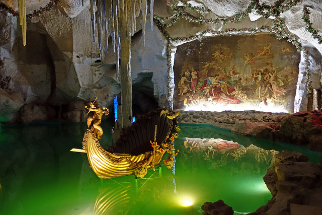 Grotta di Venere. Foto da Flickr