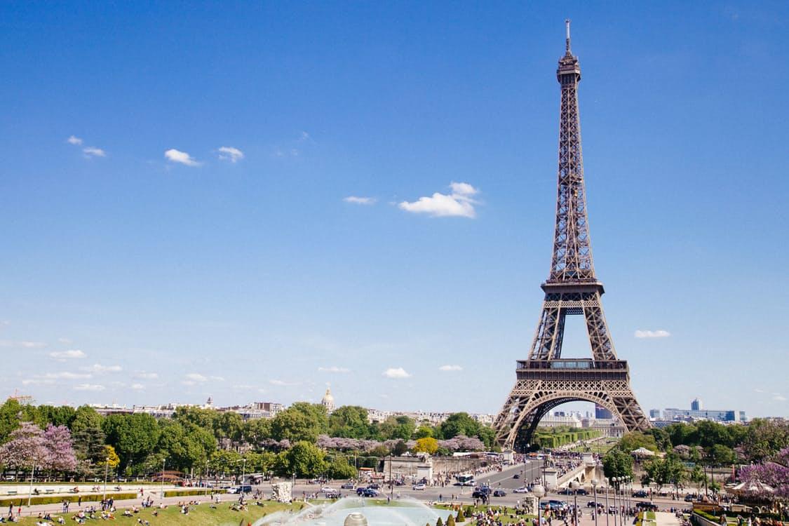 Parigi. Foto da Pexeles