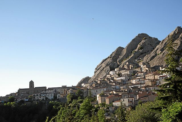 Pietrapertosa – Foto Wikimedia Commons