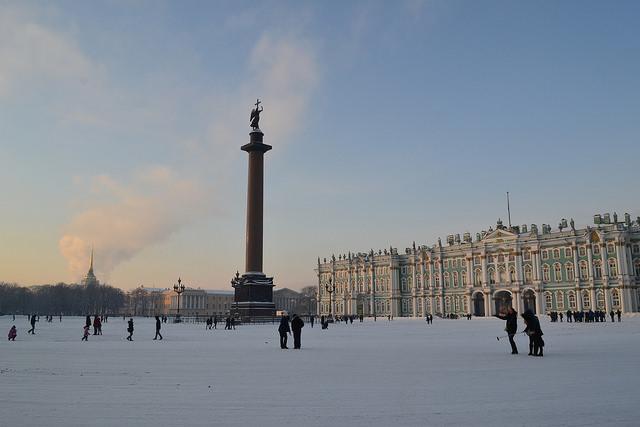 San Pietroburgo. Foto di Olga