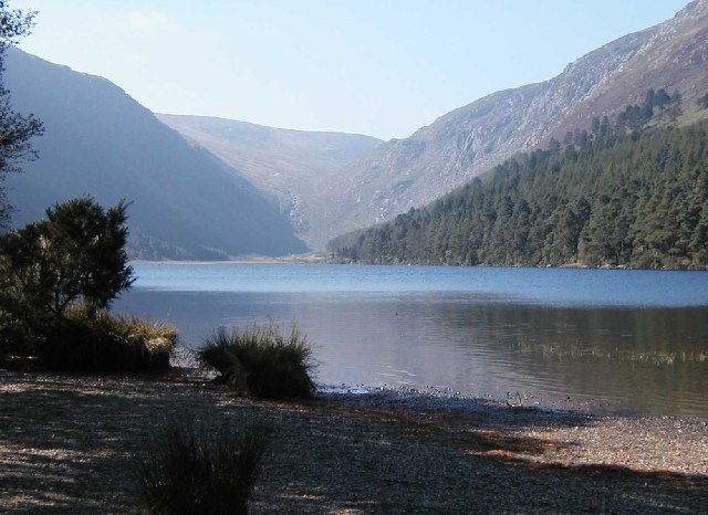 Upper Lake – Foto di geograph.ie