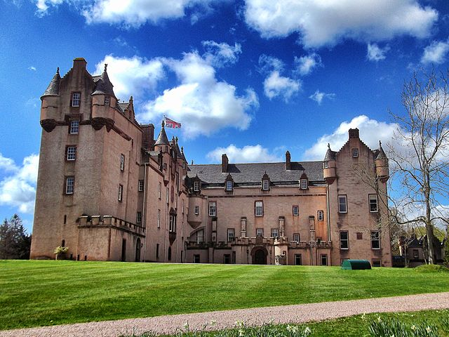 Castello di Fyvie – Foto Wikimedia Commons
