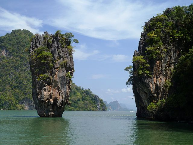 Kao Phing Khan o James Bond Island – Foto Wikimedia Commons