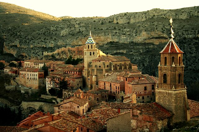 Veduta di Albarracín – Foto Wikimedia Commons