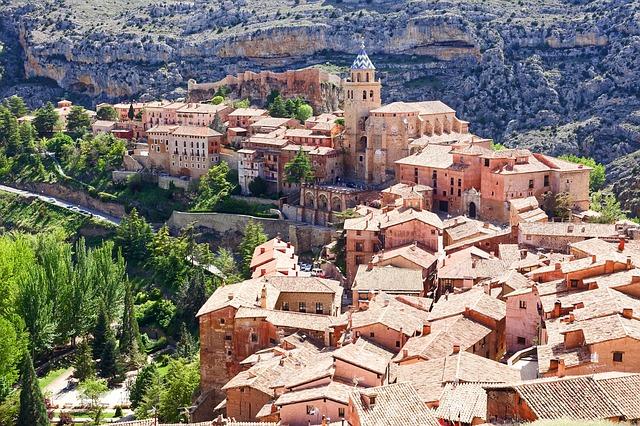 Albarracín – Foto Pixabay