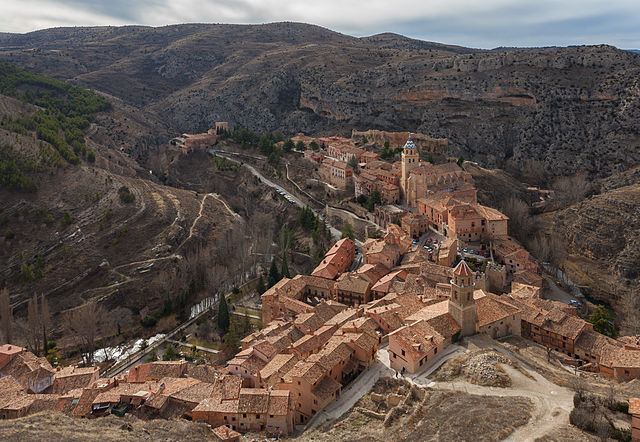 Albarracín – Foto Wikimedia Commons