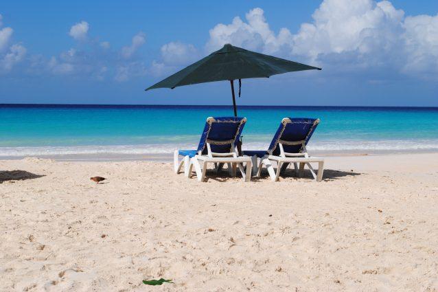 Spiaggia di Barbados – Foto publicdomainpictures.net