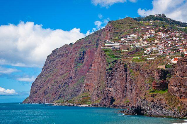 Cabo Girão, Madeira – Foto di Hendrik Terbeck