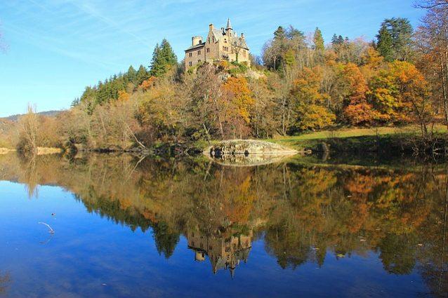 Castello nella Valle della Loira, Francia – Foto Pixabay