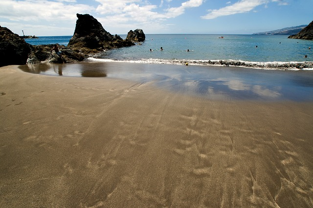 Spiaggia di Madeira – Foto Pixabay