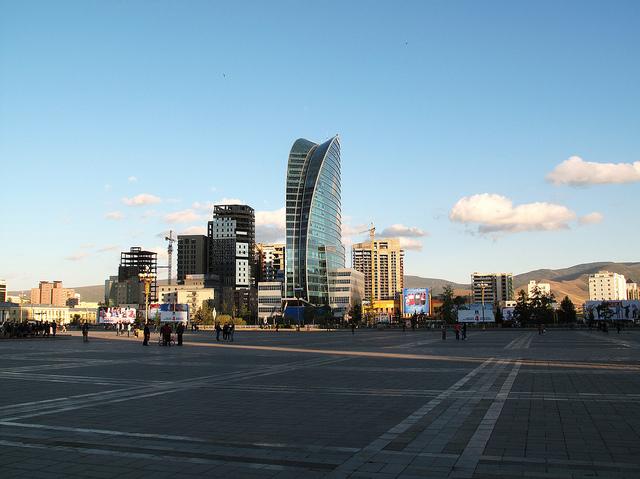 La capitale. Foto di Francesco Anzola