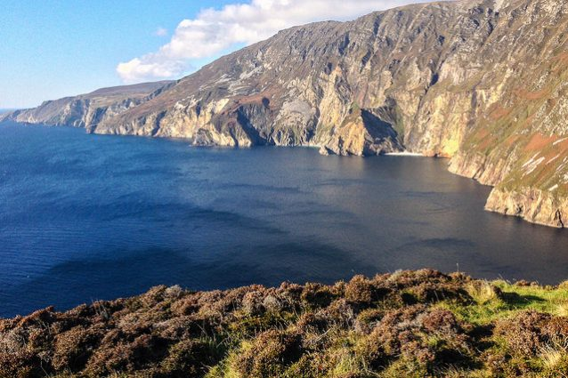 Slieve League, Irlanda – Foto Tony Webster