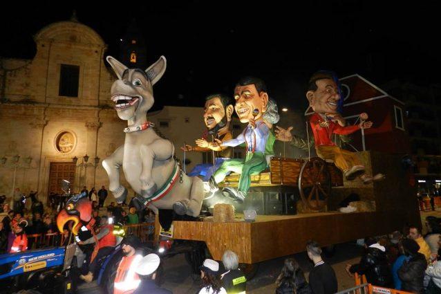 Pentolaccia Casamassimese: fatti catturare dall'allegria del Carnevale