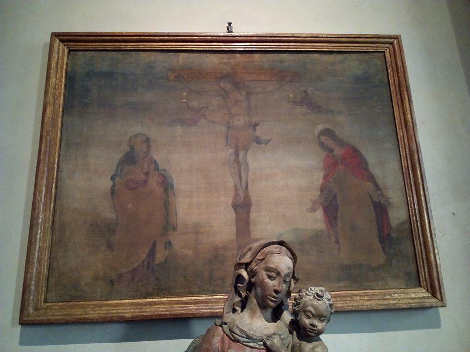 Museo Horne, Stendardo di Filippino Lippi