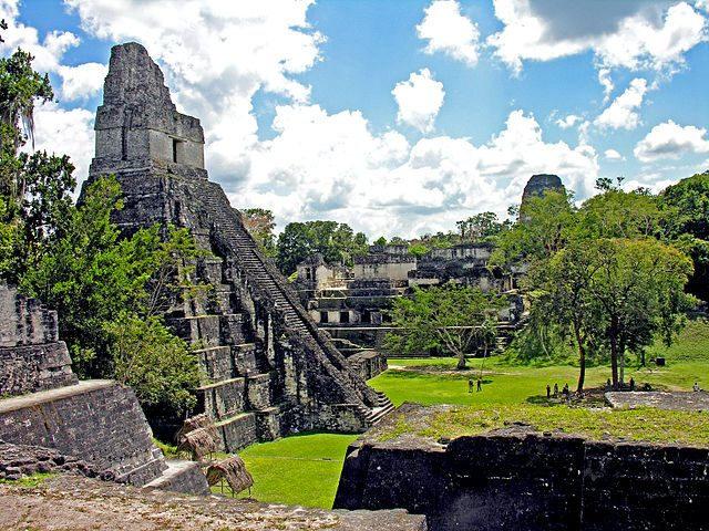 Parco Nazionale di Tikal – Foto Wikimedia Commons