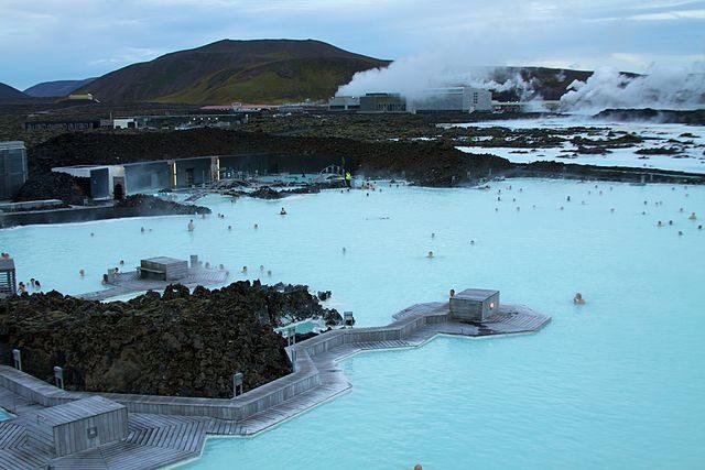 Blue Lagoon, Islanda – Foto Wikimedia Commons