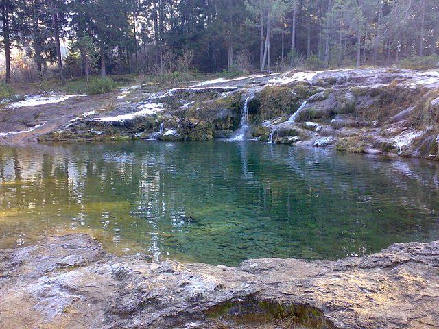 Laghetto delle Tose, Lagole – Foto Wikipedia