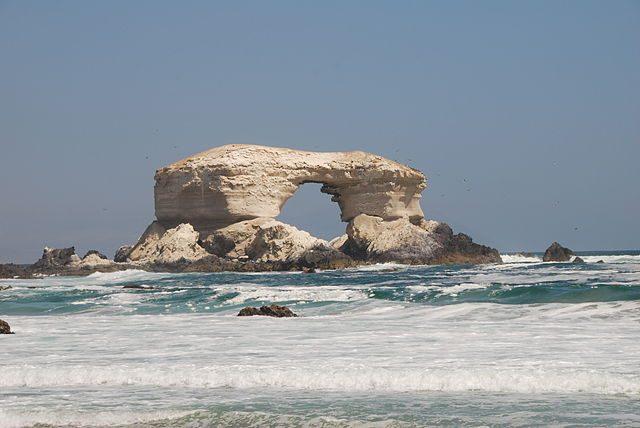 La Portada, Cile – Foto Wikimedia Commons