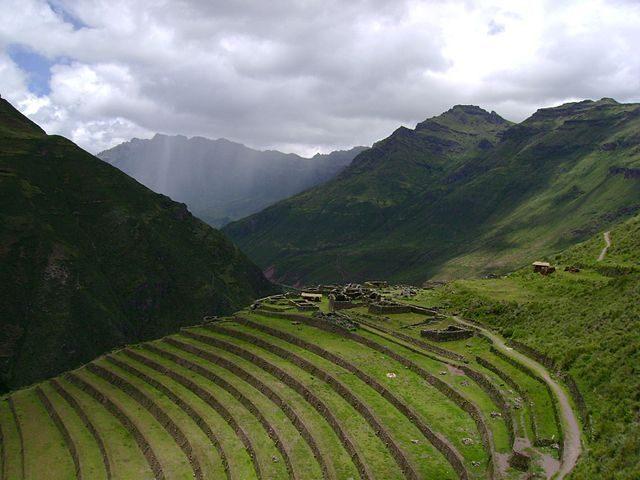 Inca Pisac – Foto Wikimedia Commons
