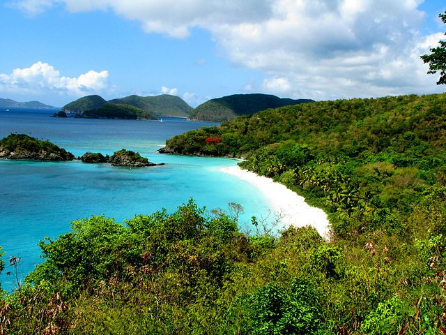 Trunk Bay – Foto Wikimedia Commons