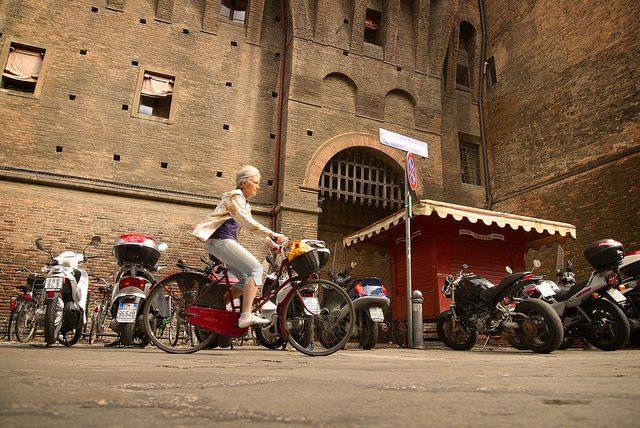 Bologna. Foto da Flickr