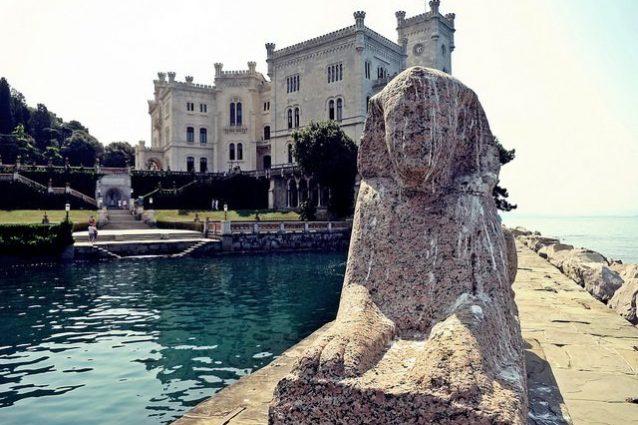 Castello Miramare. Foto di Carlo Mirante