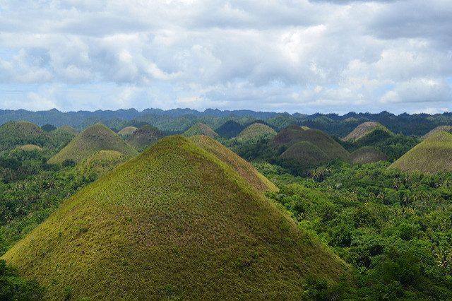 Chocolate Hills – Foto di shankar s.