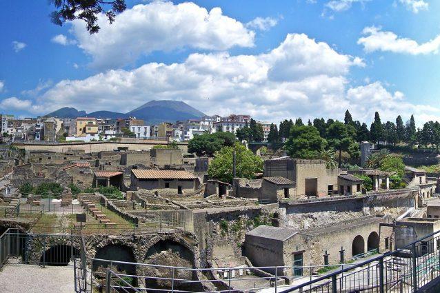 Ercolano. Foto da Wikipedia