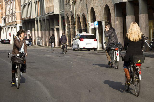 Ferrara. Foto da Flickr