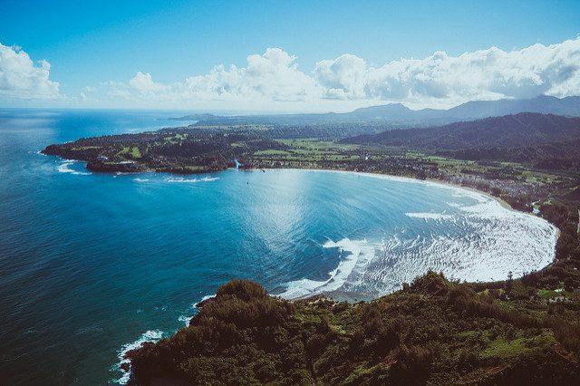 Hanalei Bay – Foto di Kory Westerhold