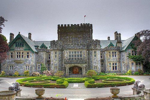 Castello di Hatley, Canada – Foto di Shogun_X